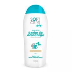Shampoo Soft Care Baby Banho Do Aconchego - 120mL