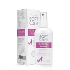 Soft Care Spray Calmante Stress Away 100ml