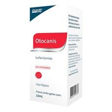 Solução Otológica Otocanis Provets - 10mL