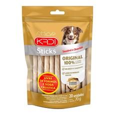 Sticks Cães Kadi Original C/20 Unidades