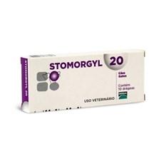 Stomorgyl 20 Espiramicina E Metronidazol Para Cães/gatos