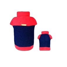 Suéter De tricô Agridoce Cães Azul