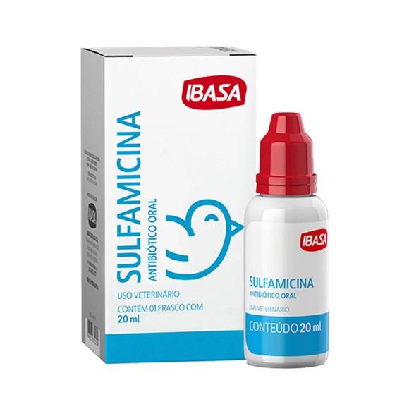 Sulfamicina Ibasa - 20mL