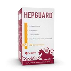 Suplemento Alimentar Hepguard Caes Avert C/ 30 Comprimidos
