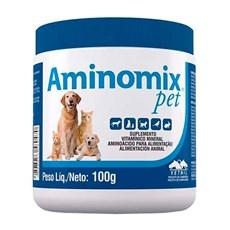 Suplemento Aminomix Pet Vetnil - 100g