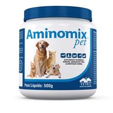 Suplemento Aminomix Pet Vetnil - 500g