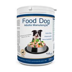 Suplemento Cães Food Dog Adulto Manutenção Botupharma - 500g