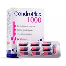 Suplemento Condroplex 1000 Cães E Gatos C/60 Cápsulas
