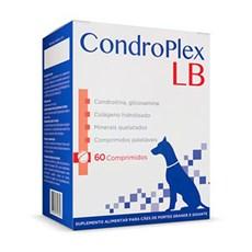 Suplemento Condroplex LB Caes C/60 Comprimidos