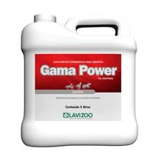 Suplemento Gama Power Equinos Lavizoo - 5 Litros