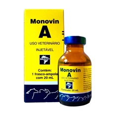 Suplemento Monovin A Bravet – 20mL