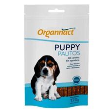 Suplemento Organnact Caes Puppy Palitos  170g
