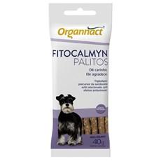 Suplemento Organnact Para Caes Fitocalmyn Sache 160g