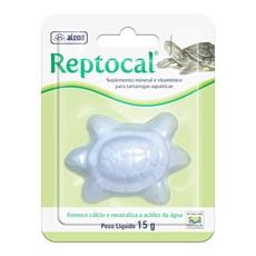 Suplemento Para Tartaruga Alcon Reptocal