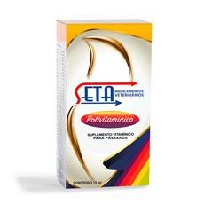 Suplemento Polivitaminico Seta - 15mL
