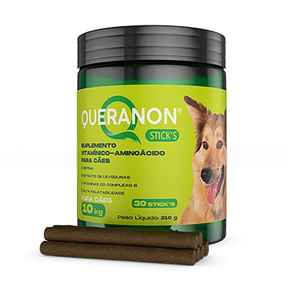 Suplemento Queranon Sticks Para Cães Avert C/30 Unidades