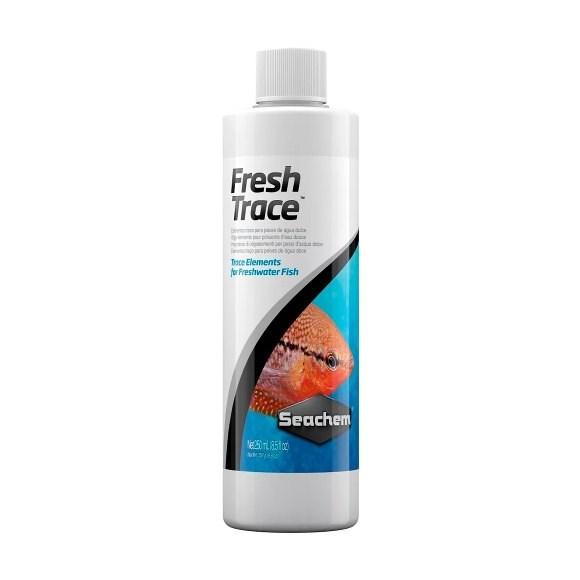 Suplemento Seachem Fresh Trace Para Peixes 250ml