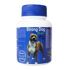 Suplemento Strong Dog Muscle Farmacampo C/75 Snacks