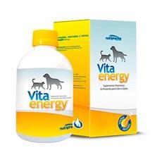 Suplemento Vitaenergy Para Cães E Gatos 60ml - Nutripharme