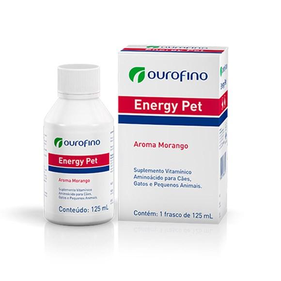 Suplemento Vitaminico Energy Pet 125ml