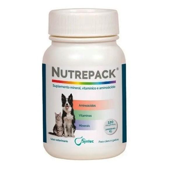 Suplemento Vitaminico Nutrepack C/ 120 Comprimidos