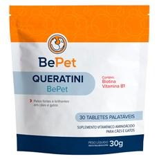 Suplemento Vitaminico Queratini Caes e Gatos Bepet - 30g