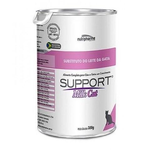 Support Milk Cat Alimento P/ Gatos Filhotes Nutripharme 300g