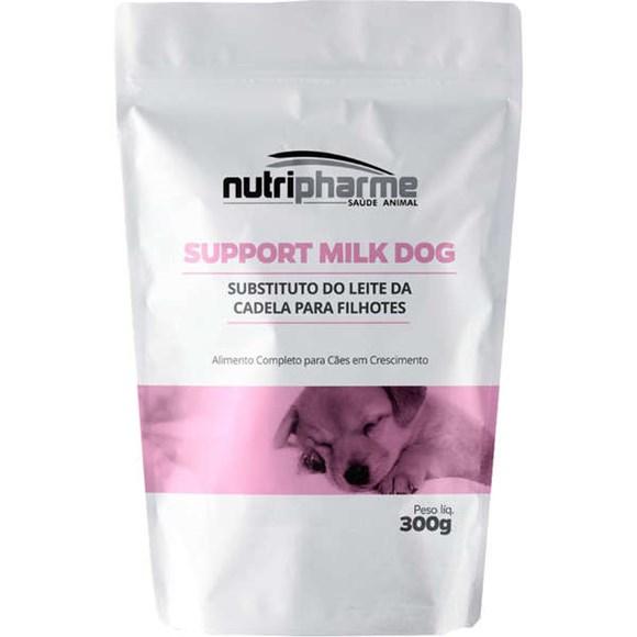 Support Milk Dog Alimento Caes Filhotes Nutripharme - 300g