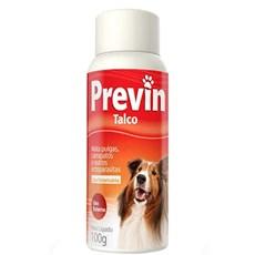 Talco Coveli Antipulgas Previn - 100g
