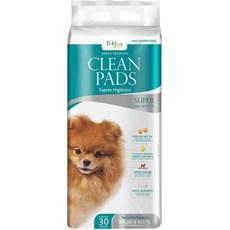 Tapete Higiênico Cães Clean Pads C/30 Unidades
