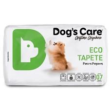Tapete Higienico Caes Pequeno Porte Dogs Care C/7 Unidades