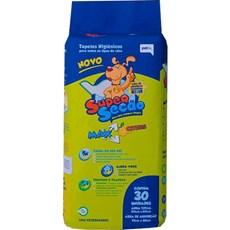 Tapete Higiênico Cães Super Secão Max Citrus Petix C/30 Unidades