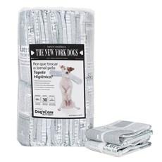 Tapete Higienico Cães The New York Dogs 80x60 C/30 Unidades