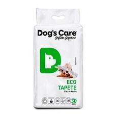 Tapete Higiênico Dog's Care Cães Porte Médio 60x80cm 30 Unid