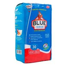 Tapete Higiênico Expet Blue Premium C/30 Unidades