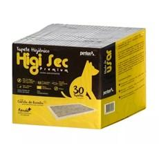Tapete Higiênico Higi Sec Premium - 30 Un
