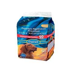 Tapete Higiênico Para Cachorro 50 Unidades - Chalesco