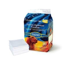Tapete Higiênico Para Cachorros 30 Unidades - Chalesco
