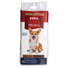 Tapete Higienico Petix Super Premium 90x60cm 30 Unidades
