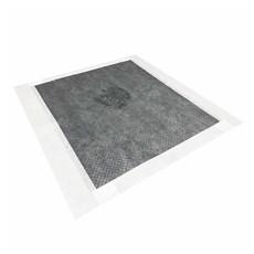 Tapete Higiênico PetLike Ultra Pads Carvão Ativado 60x60cm C/30 Unidades