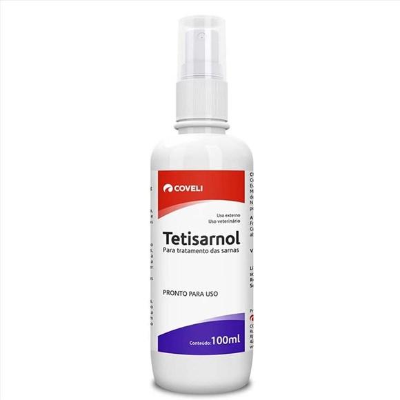 Tetisarnol Coveli Solução - 100mL