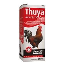 Thuya Avícola Simões - 20mL