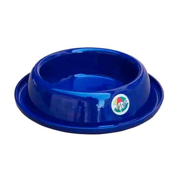 Tigela Alumínio Vida Mansa Azul Marinho – 1,5L
