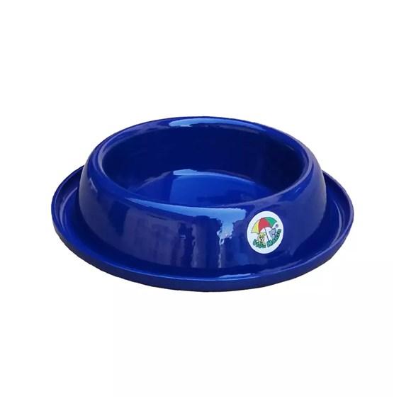 Tigela Alumínio Vida Mansa Azul Marinho - 200mL
