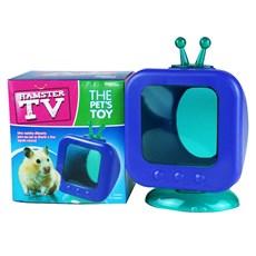 Toca para Hamster Tv Casinha
