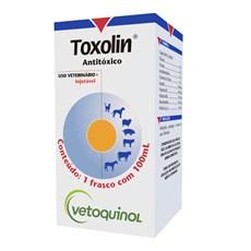 Toxolin 100ml Antitoxico - Vetoquinol