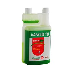 Vancid 10 Herbal Desinfetante Vansil - 1 Litro