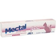 Vermífugos Mectal Pasta Gatos - 3,6g