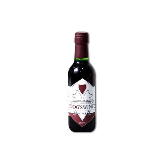 Vinho para Cachorro sabor Carne 250ml - Dogs Wine  -1023
