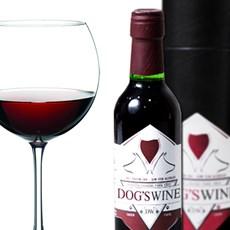 Vinho para Cachorro sabor Carne com Tubete 250ml - Dogs Wine - 1030